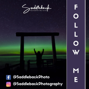 Follow Saddleback Photo on Facebook and Instagram