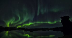 Iceland has the most incredible Northern Lights Displays