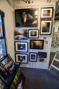 Stop by Inspire Art Gallery to see our work